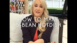 How to Make 5-Bean Hotdish