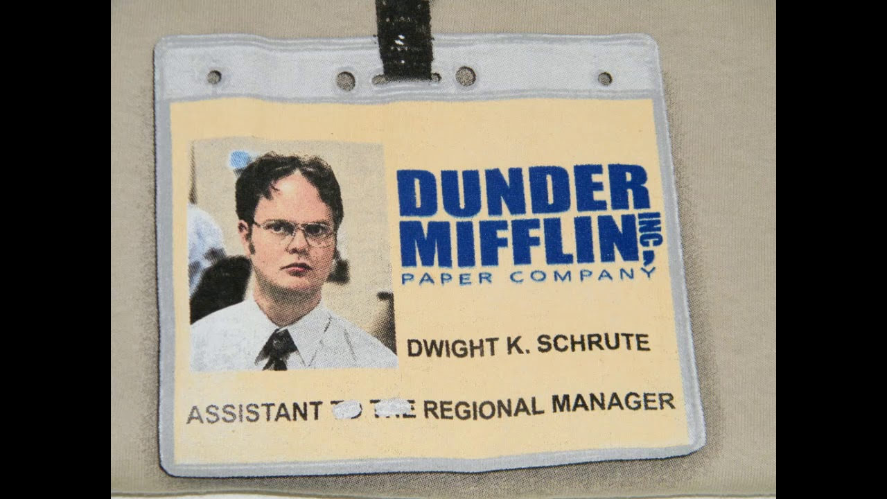 Image result for assistant to the regional manager