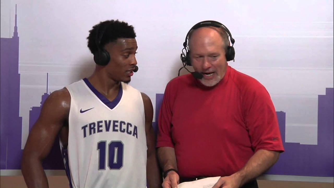 Trevecca Men's Basketball   Byron Sanford w/ Highlights vs ...