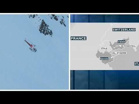 الشرطة السويسرية تنجح في إنقاذ شخصين من انهيار ثلجي  - نشر قبل 1 ساعة