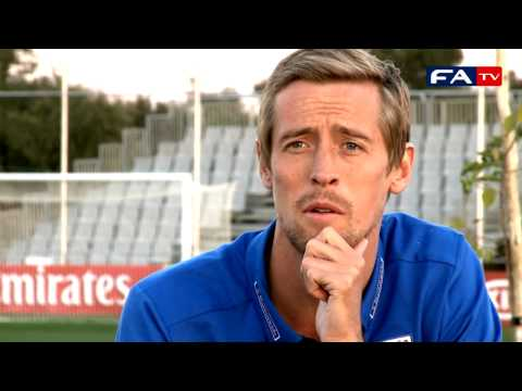 On the Spot with Peter Crouch