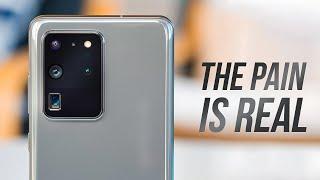 Samsung Galaxy S20 Ultra - 167 Days Later.