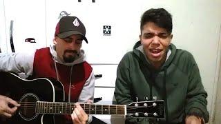 Baixar Ao Vivo E A Cores - Matheus & Kauan ft. Anitta (Cover Ricardo Galvão)