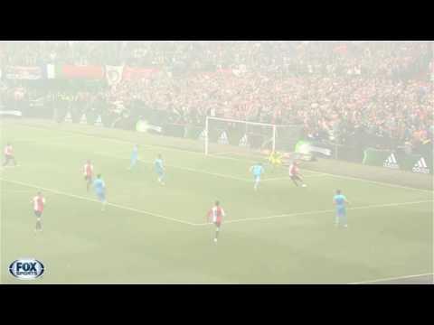 Feyenoord kampioenswedstrijd 1-0
