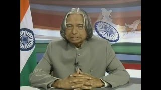 Dr APJ Abdul Kalam on Human Values and Professional Ethics