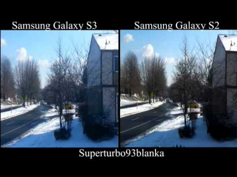 samsung galaxy s3 vs samsung galaxy s2 video test camera. Black Bedroom Furniture Sets. Home Design Ideas