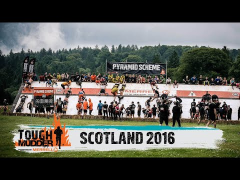 Scotland 2016 Official Post Event Video | Tough Mudder