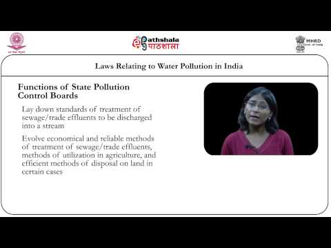 Water Pollution (Law)