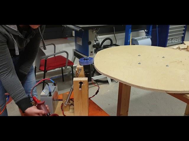 Week 2   Control Panel Prototype