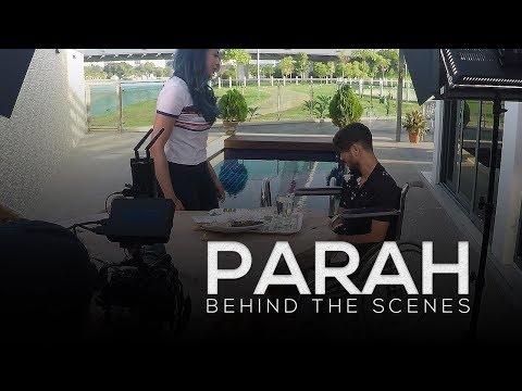 Behind The Scenes - Parah (Music Video) - Harris Baba