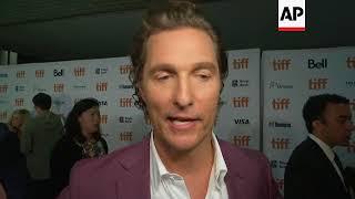 Matthew McConaughey launches 'White Boy Rick'
