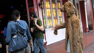 Workaholics Bear Coat Cheap