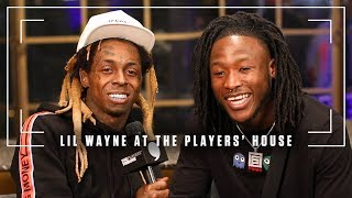 Lil Wayne Sat Down to Discuss a Variety of Topics with Current and Former Athletes