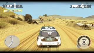 Dirt 2 Wii Gameplay HD