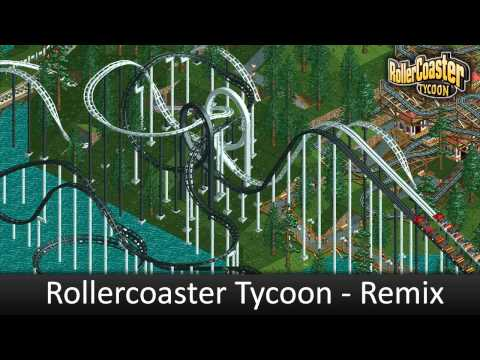 Rollercoaster Tycoon DUBSTEP REMIX ♫