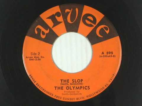 The Olympics   The Slop   1960