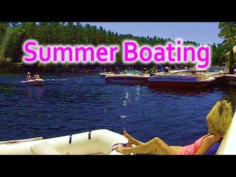 July 1st Boating Trip - Severn River