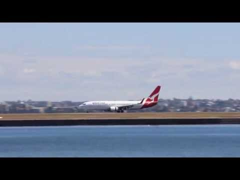 Plane Spotting at Sydney Airport, RW 16L Action, Taxing Close Ups (Includes LAN 787)