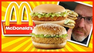 McDonald's McChicken Vs. Jr. Chicken Explained