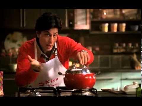 Sunfeast Pasta Treat- A Shah Rukh Advertisement.