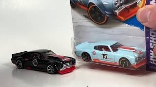 10 Car Tuesday Ep 15 - Chevelle Hot Wheels