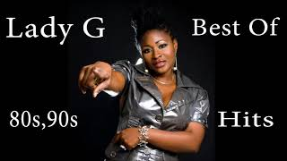 Download Lady G Best of 80s,90s Hits Mix By Djeasy MP3 song and Music Video