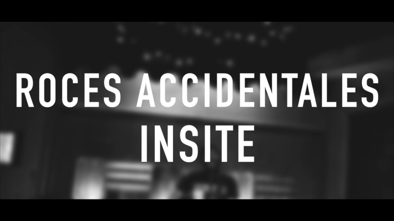 roces accidentales insite