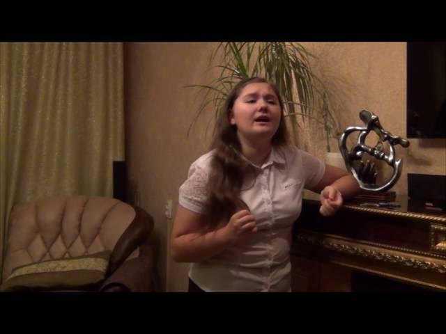 Даша Михайлова читает произведение «Не пугай меня грозою..» (Бунин Иван Алексеевич)
