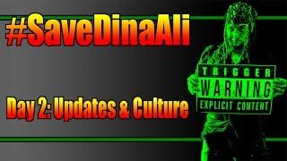 #SaveDinaAli Day 2 News & Culture w/ FocusBreak #IamDinaAli