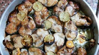 Fırında Palamut Pişirme Tarifi / palamut nasıl pişirilir 3