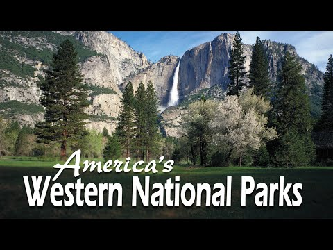 America's Western National Parks