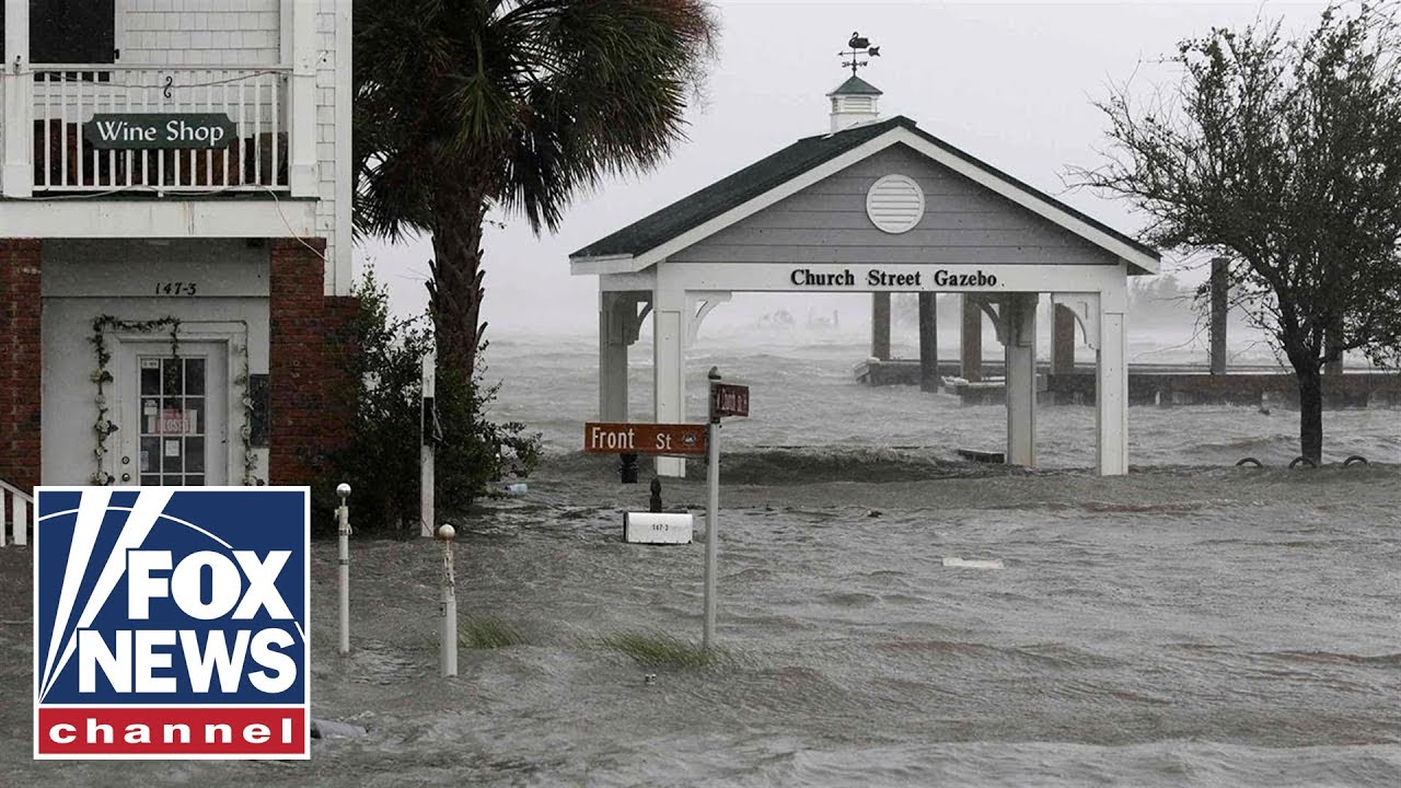 North Carolina braces for more damage from Florence