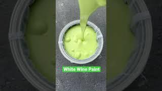 White Wine Paint Color?