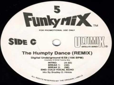 Digital Underground   The Humpty Dance Funkymix 5
