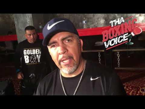 Trainer: JOEL DIAZ Talks MANNY PACQUIAO vs LUCAS MATTHYSSE Match-Up