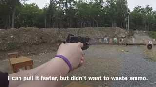 black scorpion gsg 1911 22 lr pistol review gopro hero 3 hd