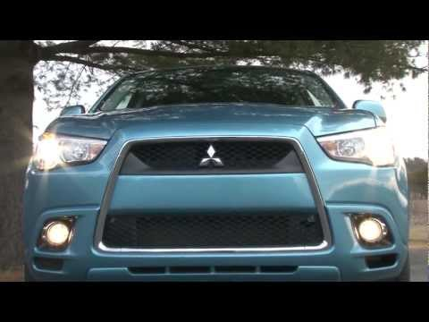 2012 Mitsubishi Outlander Sport - Drive Time Review with Steve Hammes