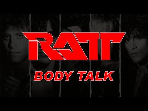 Ratt - Body Talk (Lyrics) Official Remaster