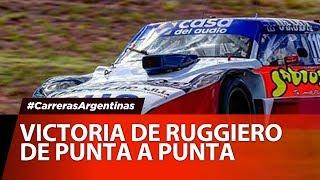 #CarrerasArgentinas | Primer podio para Ruggiero | Fecha 12