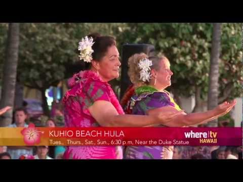 What to do in Hawaii in December | Local Events | WheretravelerTV