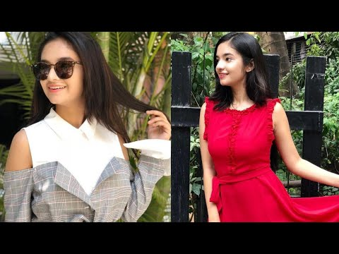 Anushka Sen   She Move It Like   Badshah   Dance Video   Baalveer , Internet Wala Love