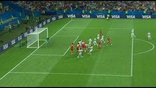 IRAN OFFSIDE GOAL!!  IRAN VS SPAIN 1-0. Kazan Arena