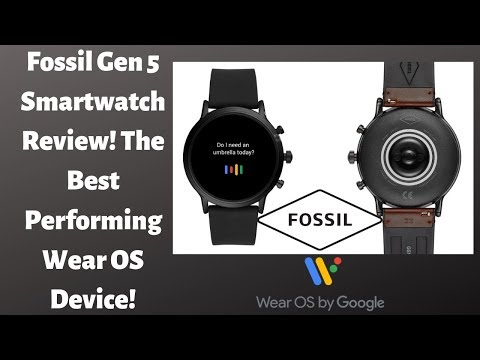 Repeat BEST Wear OS Smartwatch of 2019? by ThePapiGfunk