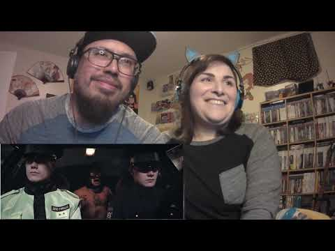 Couple reacts to ГРЯЗНЫЙ РАМИРЕС (Dirty Ramirez) - MAGNITUDE