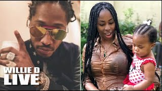 Rapper Future Ordered To Pay 9TH Baby Momma $53,000 A MONTH