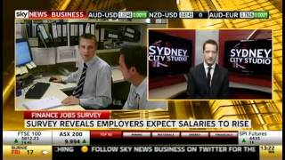 Accounting & finance salaries in Australia | Kevin Jarvis | Robert Half Recruitment