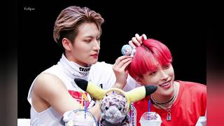 Hongjoong and seonghwa cute moments ♡
