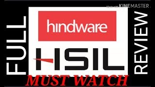 HSIL LTD.FULL REVIEW WITH DETAILS AND TECHNICAL ANALYSIS by money mantra