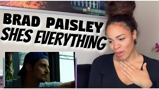 Mumble rapper fan reacts to Brad Paisley - She's Everything