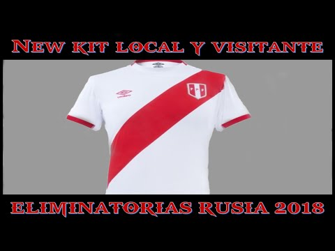 PES 2013 | NEW KIT HOME y AWAY • PERÚ • ELIMINATORIAS RUSIA 2018 [DESCARGA]